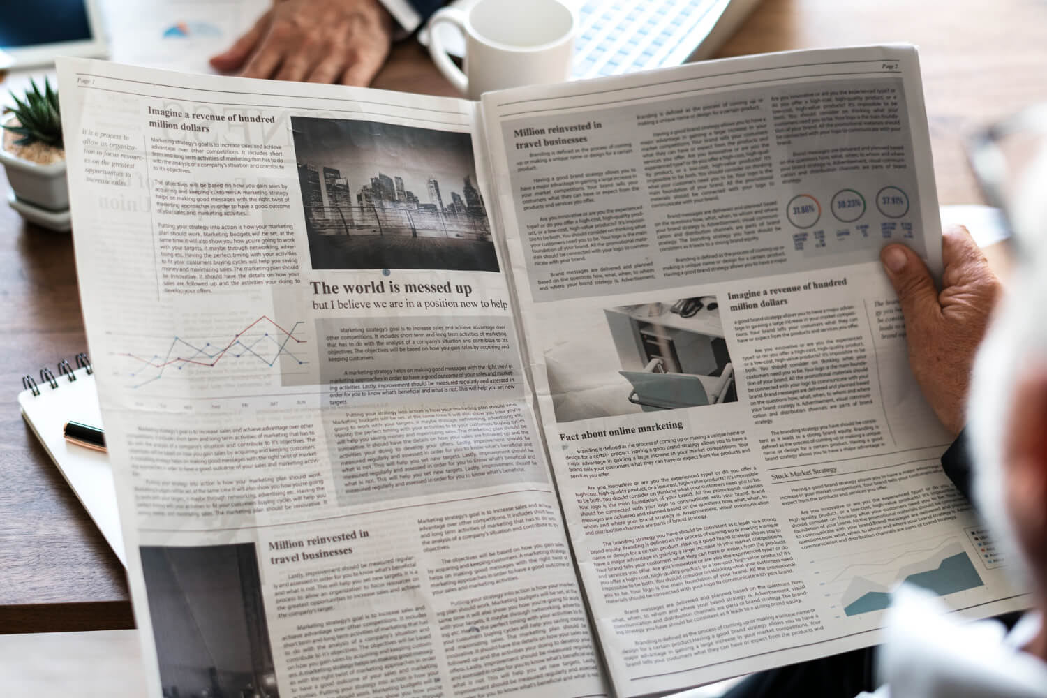 Asymetric Roles of Advertising and Marketing Capability in Financial Returns to News banner